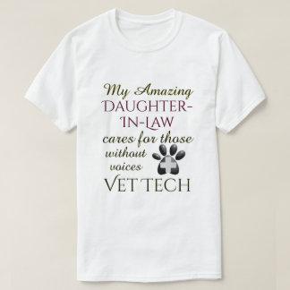 Camiseta Aqueles sem tecnologia do veterinário da nora das