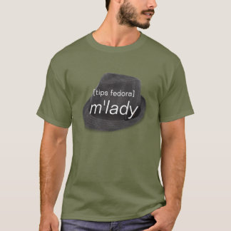 Camiseta aqui vem