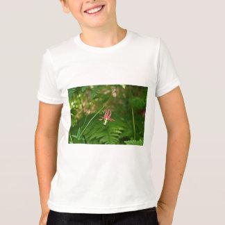 Camiseta Aquilégia selvagem