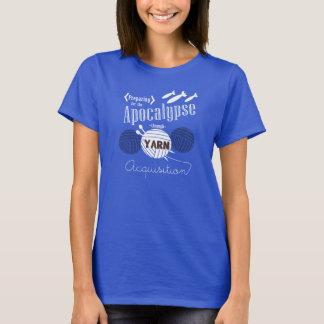 Camiseta Aquisição do fio
