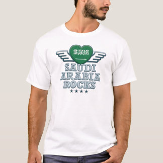 Camiseta Arábia Saudita balança v2
