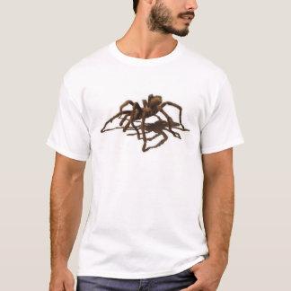 Camiseta Aranha do rastejamento do homem do Tarantula
