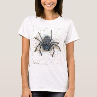 Camiseta Aranha fêmea grande do caçador,