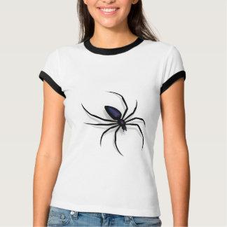 Camiseta Aranha! (para baixo em sua esquerda)