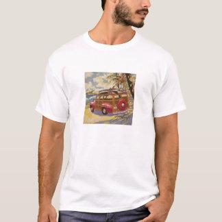 Camiseta Arborizado retro