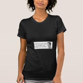 Camiseta Arcebispo Fulton Brilho