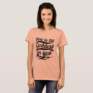 Camiseta Arco à deusa