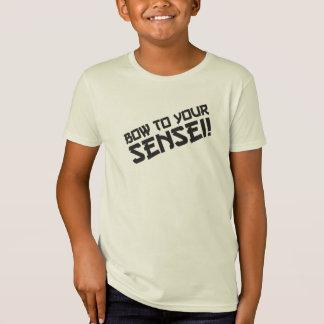 Camiseta Arco a seu Sensei!