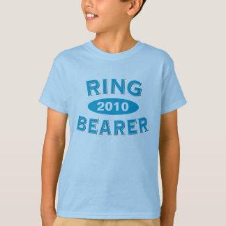 Camiseta Arco azul 2010 do portador de anel