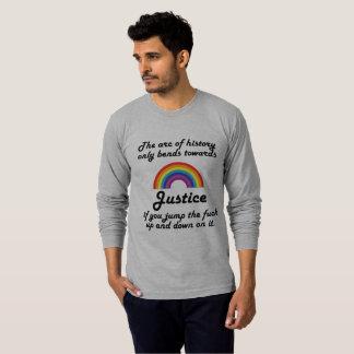 Camiseta Arco de justiça