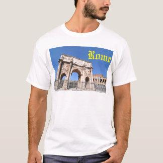 Camiseta Arco em Roma, Italia