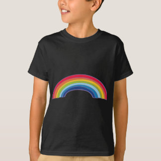 Camiseta arco-íris