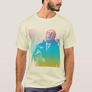 Camiseta Arco-íris 1 de Jorge Luis Borges