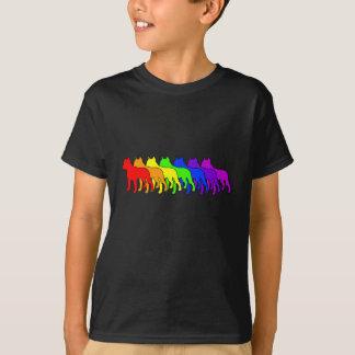 Camiseta Arco-íris AmStaff