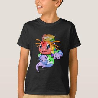 Camiseta Arco-íris de Koi