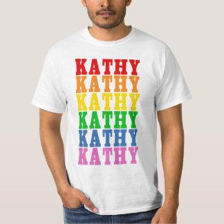 Camiseta Arco-íris Kathy