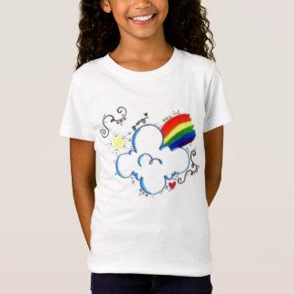 Camiseta arcos-íris