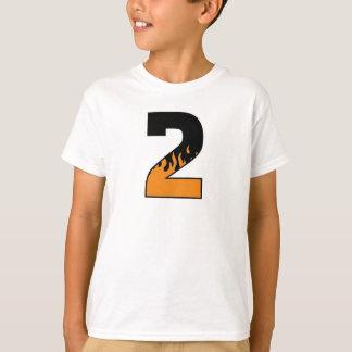 Camiseta Ardor t-shirt de 2 meninos
