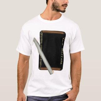 Camiseta Ardósia vazia