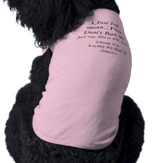 Camiseta Argumento do pitbull