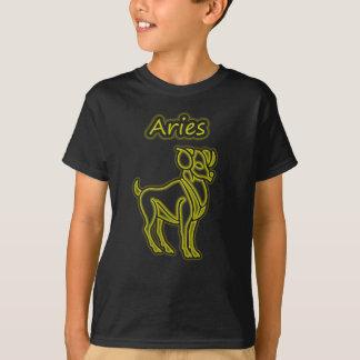 Camiseta Aries brilhante