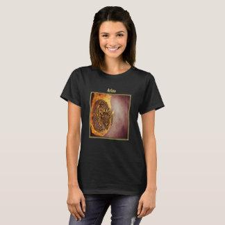 Camiseta Aries horóscopo do 21 de março até o 20 de abril