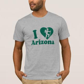 Camiseta Arizona da caminhada