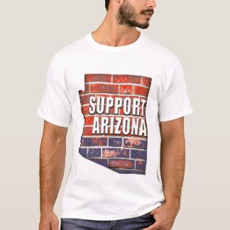 Camiseta Arizona do apoio