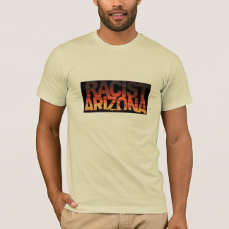 Camiseta Arizona racista