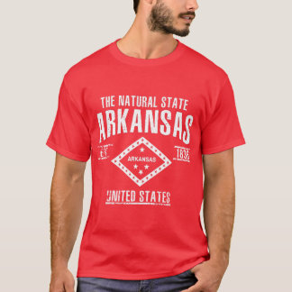 Camiseta Arkansas
