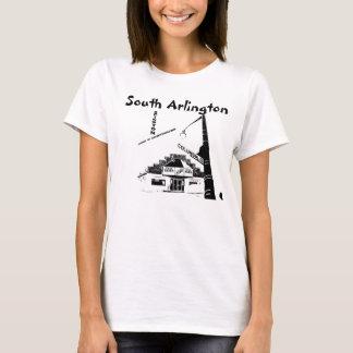 Camiseta Arlington sul (Colômbia Pike)