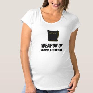 Camiseta Arma da bíblia da redução da tensão