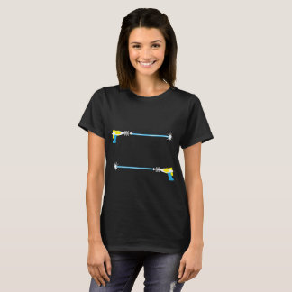 Camiseta Arma de raio