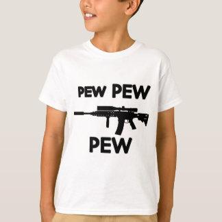 Camiseta Arma do banco do banco