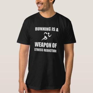 Camiseta Arma do corredor da redução da tensão