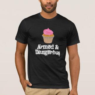 Camiseta Armado e perigoso