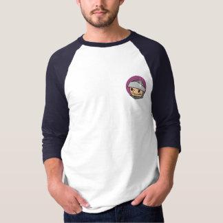 Camiseta Armadura de brilho