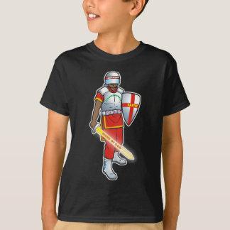 Camiseta Armadura do deus (pele preta)