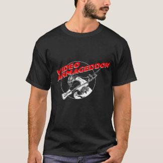 Camiseta Armageddon video - preto
