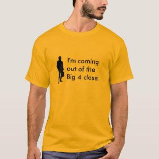 Camiseta Armário 4 grande