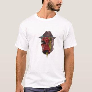 Camiseta Armário áspero