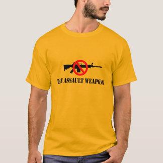 Camiseta Armas de assalto da proibição