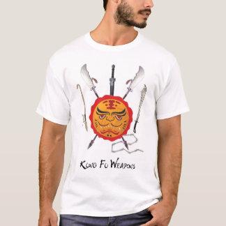 Camiseta Armas do Kung Fu