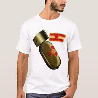 Camiseta armas nucleares