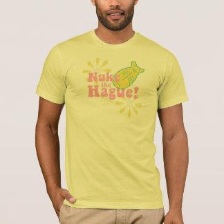 Camiseta Armas nucleares Haia