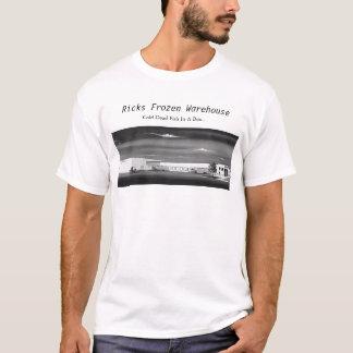 Camiseta Armazém congelado rick