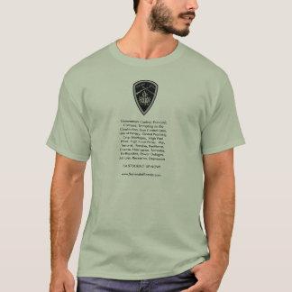 Camiseta Armazenando acima agora - o t-shirt dos homens