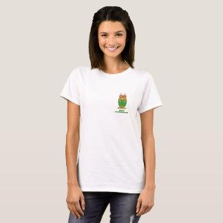 Camiseta Arnie o t-shirt das mulheres de Chickcharnie