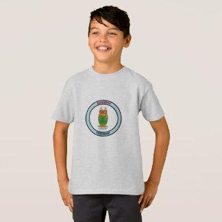 Camiseta Arnie o t-shirt do menino de Chickcharnie