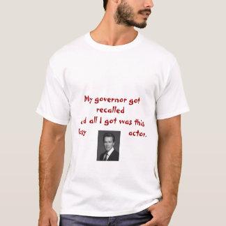 Camiseta Arnold Schwarzenegger